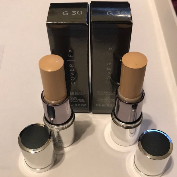 COVER FX Other - Cover FX Cover Click Cream Foundation G30